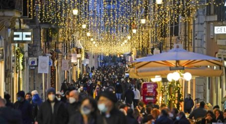 Ιταλία: Μείωση των θανάτων από κορωνοϊό