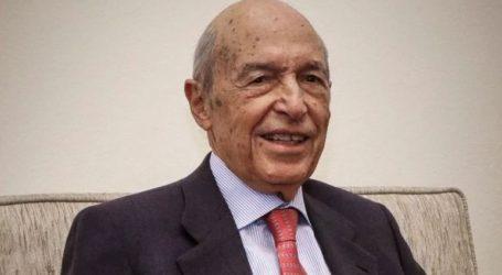 H δήλωση του Κώστα Σημίτη για τον θάνατο του Λευτέρη Κατσικαρέλλη