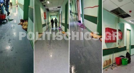 Εικόνες ντροπής στο Νοσοκομείο Χίου