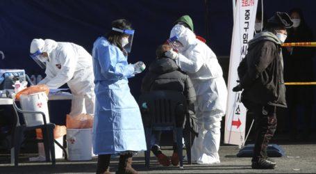 Ραγδαία αύξηση κρουσμάτων κορωνοϊού στη Νότια Κορέα