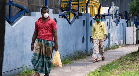 Σχεδόν οι μισοί μετανάστες εργάτες που ζουν σε κοιτώνες έχουν μολυνθεί από κορωνοϊό
