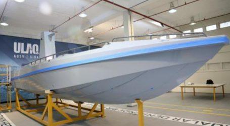 Το πρώτο τουρκικό μη επανδρωμένο σκάφος θαλάσσης