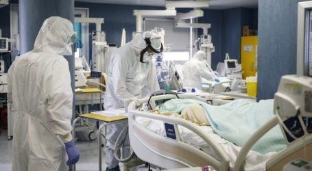 Μεγάλη αύξηση των θανάτων από κορωνοϊό το τελευταίο 24ωρο.
