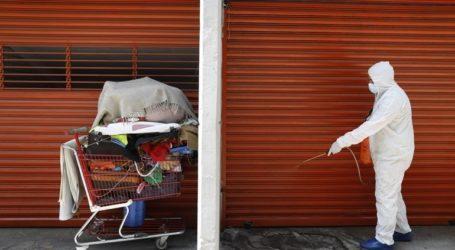 Αύξηση των κρουσμάτων κορωνοϊού στον Ισημερινό