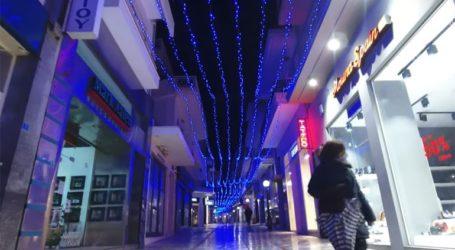 """Τα """"διαφορετικά"""" Χριστούγεννα στο Ηράκλειο από ψηλά"""