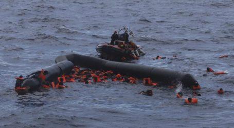 Τέσσερα πτώματα παιδιών εντοπίστηκαν μετά το ναυάγιο πλεούμενου με δεκάδες μετανάστες