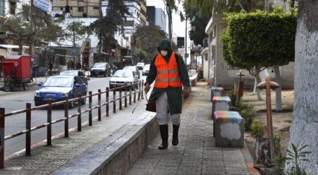 Γενικό lockdown δύο εβδομάδων στη Δυτική Όχθη