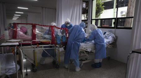 718 θάνατοι το τελευταίο 24ωρο στο Μεξικό