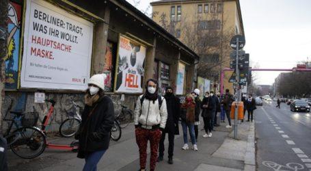Αυξάνονται τα κρούσματα και οι νεκροί στη Γερμανία