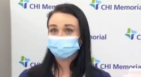 Νοσοκόμα λιποθύμησε αφού έκανε το εμβόλιο της Pfizer