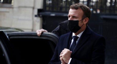 Αφού βρέθηκε θετικός στον κορωνοϊό ο Μακρόν απομονώνεται σε επίσημη, προεδρική κατοικία κοντά στο Παρίσι