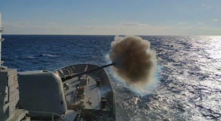 Ασκήσεις του Πολεμικού Ναυτικού σε Μυρτώο και Κρητικό πέλαγος
