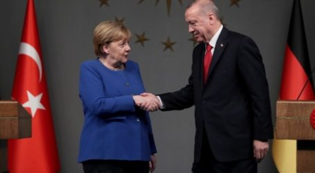 Επικοινωνία Μέρκελ-Ερντογάν για τις ευρωτουρκικές και τις διμερείς σχέσεις