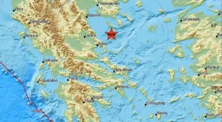 Σεισμός 3,7 ρίχτερ στη Κασσάνδρα Χαλκιδικής