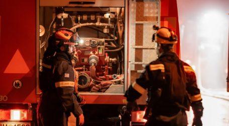 Πυρκαγιά σε μονοκατοικία στο Τρίκορφο Πάργας με έναν νεκρό