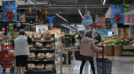 Ανοικτά αύριο σούπερ μάρκετ και μαγαζιά με «παράδοση εκτός»