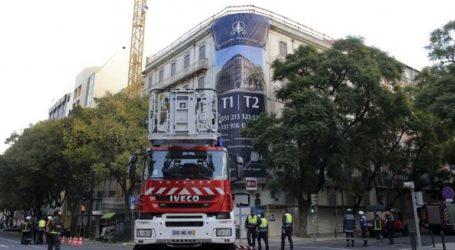 Πέντε τραυματίες από την μερική κατάρρευση πολυκατοικίας στη Λισαβόνα