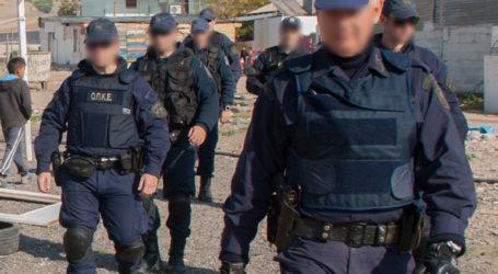 Ένταση στον Ασπρόπυργο σε διαμαρτυρία για το lockdown