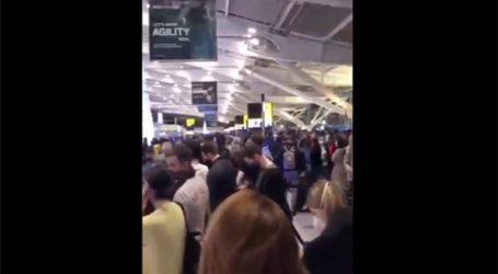 Προσπαθούν να ταξιδέψουν πριν την απαγόρευση πτήσεων