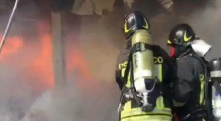 Έκρηξη σε εργοστάσιο πυρίτιδας στην Ιταλία με 3 νεκρούς