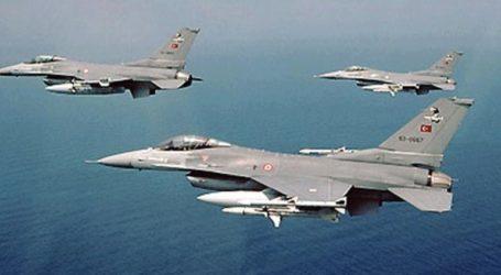 Υπερπτήσεις τουρκικών F-16 πάνω από Οινούσσες και νήσο Παναγιά