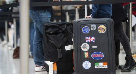 Απαγόρευση όλων των πτήσεων από το Ηνωμένο Βασίλειο