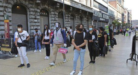 396 θάνατοι το τελευταίο 24ωρο στο Μεξικό