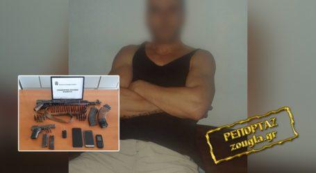Τα ΕΚΑΜ συνέλαβαν επικίνδυνο κακοποιό σε διαμέρισμα του Πειραιά