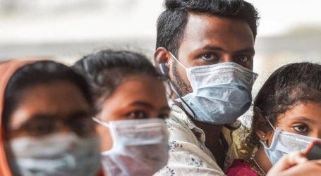 Μειωμένα τα κρούσματα κορωνοϊού στην Ινδία