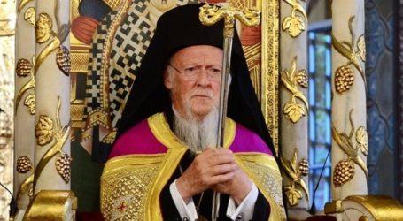 Το μήνυμα του Οικουμενικού Πατριάρχη Βαρθολομαίου για την εορτή των Χριστουγέννων