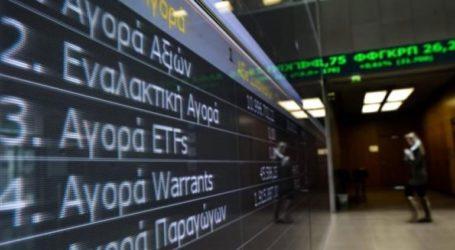 Ανοδικά συνεχίζει το Χρηματιστήριο Αθηνών