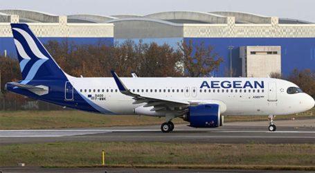 Η Κομισιόν εγκρίνει στήριξη 120 εκατ. ευρώ της Ελλάδας προς την Aegean Airlines