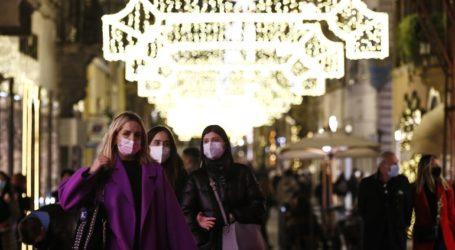 Σε «κόκκινη ζώνη» όλη η Ιταλία από την παραμονή των Χριστουγέννων