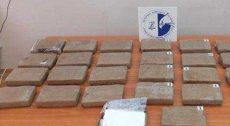 Φορτωμένο με κοκαΐνη από το Εκουαδόρ ήταν κοντέινερ στον Πειραιά