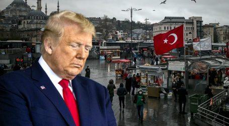 Βέτο του Τραμπ στις κυρώσεις κατά της Τουρκίας