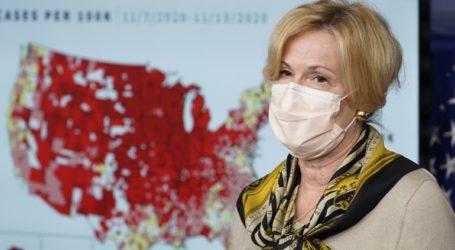 Αποχωρεί από την «ομάδα κρίσεων» του Λευκού Οίκου η Δρ. Ντέμπορα Μπιρξ