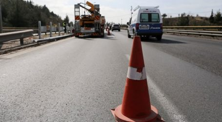 Αντιπλημμυρικά έργα στην επαρχιακή οδό Θεσσαλονίκης-Νέας Μηχανιώνας