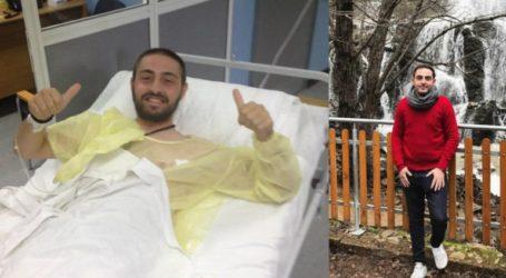 Συγκινεί ο Ραφαήλ από τη Λεμεσό που παλεύει δεύτερη φορά με τον καρκίνο