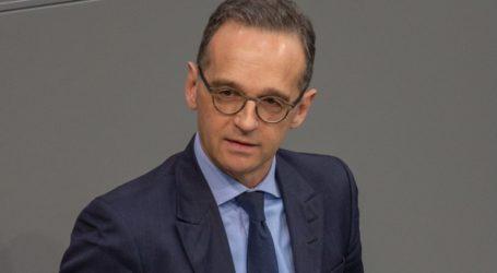 Iκανοποίηση για την εμπορική συμφωνία ΕΕ-Βρετανίας εκφράζει ο Xάικο Μάας