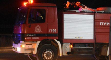 Συναγερμός στην Πυροσβεστική για φωτιά σε σπίτι στον Διόνυσο