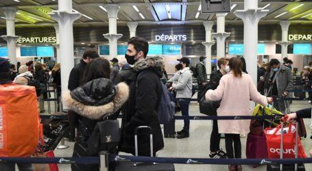 Τουλάχιστον έως τις 6 Ιανουαρίου οι περιορισμοί στις μετακινήσεις από το Ηνωμένο Βασίλειο στη Γαλλία