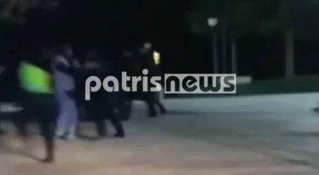 Επεισόδιο μεταξύ νεαρών και αστυνομικών