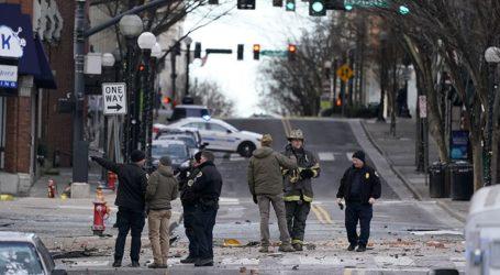 Η αστυνομία διερευνά μία δυνατή έκρηξη που έγινε στο κέντρο του Νάσβιλ