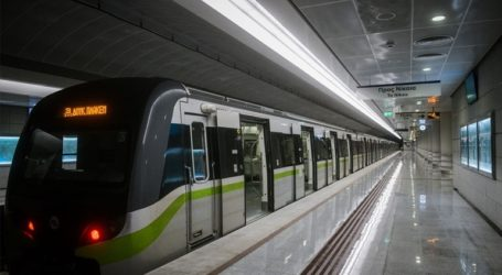 Έκλεισαν πέντε σταθμοί του μετρό με εντολή της ΕΛ.ΑΣ.