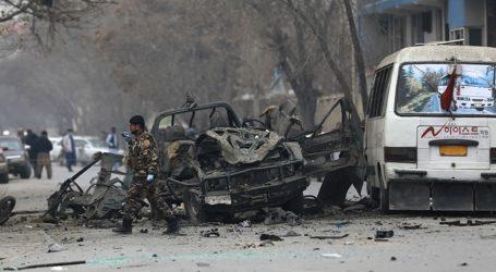 Δύο αστυνομικοί νεκροί σε βομβιστική επίθεση στην καρδιά της Καμπούλ