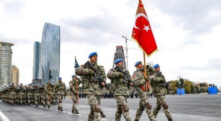 Άφιξη Τούρκων στρατιωτικών στο Αζερμπαϊτζάν, πριν τη λειτουργία κέντρου επιτήρησης της εκεχειρίας στο Ναγκόρνο Καραμπάχ