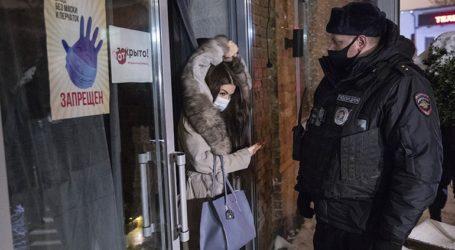 Η Ρωσία κατέγραψε 28.284 νέα κρούσματα κορωνοϊού