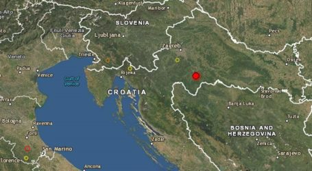 Σεισμός 5,3 Ρίχτερ στην Κροατία