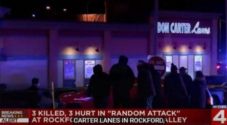 Κατηγορίες για ανθρωποκτονία απαγγέλθηκαν σε έναν άντρα μετά τον θάνατο 3 ανθρώπων από πυρά στο Ιλινόι