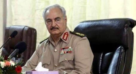Το Παρίσι καλεί τον στρατάρχη Χάφταρ να αποφύγει εχθροπραξίες στη Λιβύη
